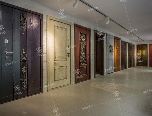 ГРАНД — опытный производитель стальных дверей из города Йошкар-Ола